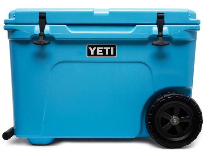 YETI Tundra Haul Portable Wheeled Cooler