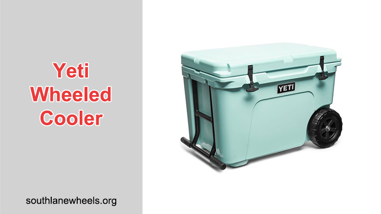 Yeti Wheeled Cooler: The Tundra Haul Review