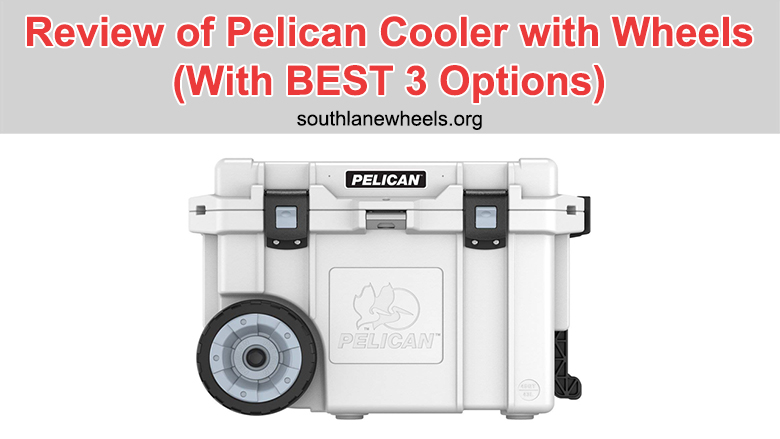 Review Of Pelican Cooler With Wheels (With BEST 3 Options)