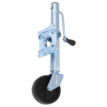 Goplus Zinc Swivel Trailer Tongue Jack