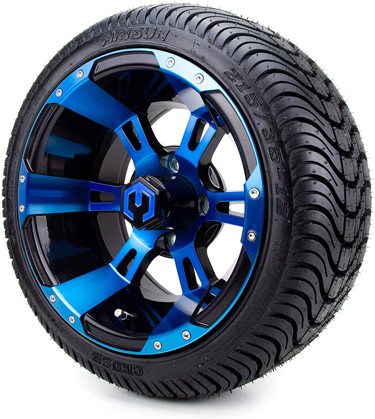 MODZ Ambush Blue Low Profile 12 Tires