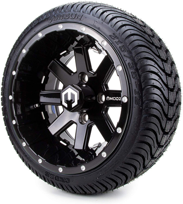 MODZ Assault Black Ball Mill 12 Wheels
