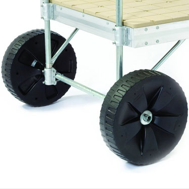 PlayStar Dock Axle Wheel Kit