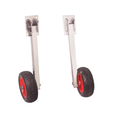 Prairie Metal Inflatable Boat Launching Wheel
