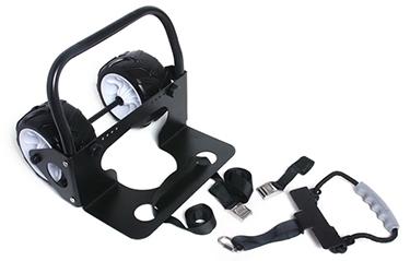 universal cooler wheel kit description