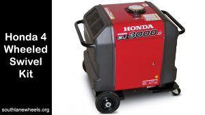 Honda 4-Wheeled Swivel Kit