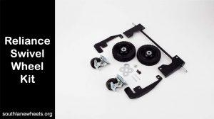 Reliance Swivel Wheel Kit